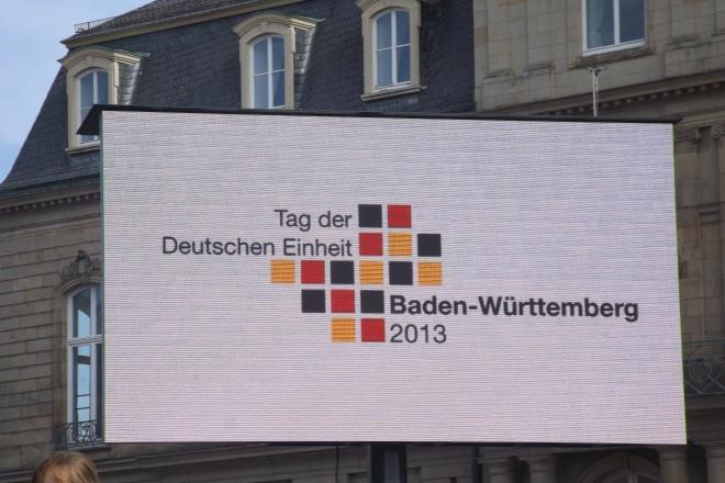 Tag der Deutschen Einheit - Day of German Unity