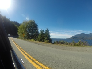 Road-trip on Vancouver Island