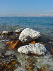 Salt crystallization