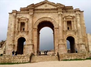 Main Gate at Jerash