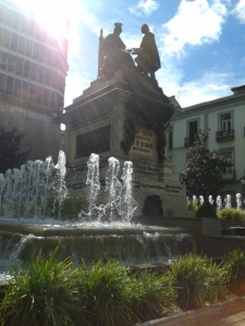 Fountain of Santa Isabel