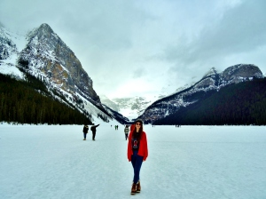 Finally made it to Lake Louise