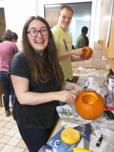 Pro pumpkin carver