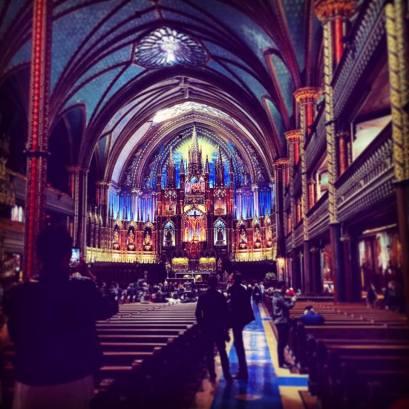 montreal church