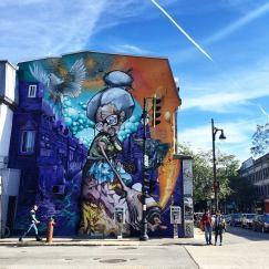 montreal wall