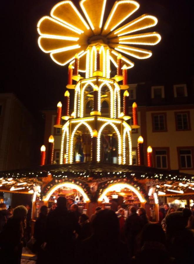 Heidelberg Christmas markets 3