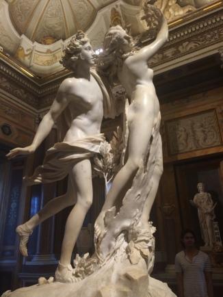 Daphne and Apollo