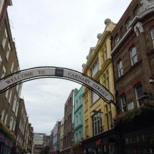 Carnaby Street...surprise