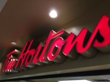 Tim Hortons is life
