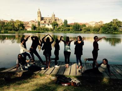 Spot the Erasmus students