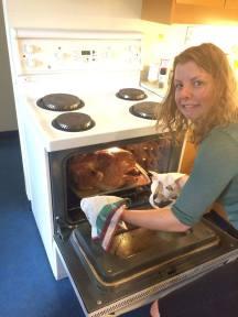 28 pound Turkey...