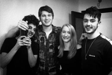 Durham students reunite in Salamanca
