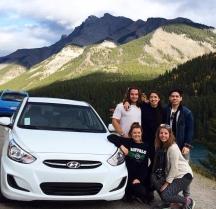 Best road trip crew