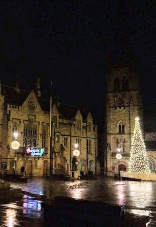 Marketplace, Durham (Photo cred: Lauren)