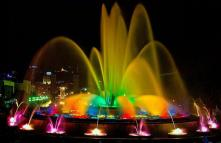 Montjuïc Fountain