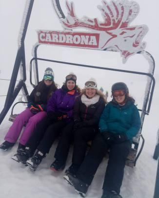 cardrona seat