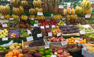 Exotic fruits (try goiaba, graviola, guarana, açaí)