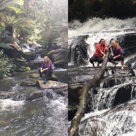 waterfall combo