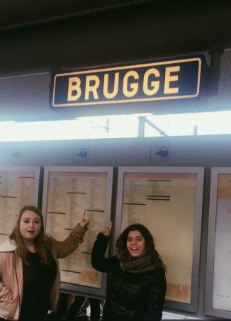 Bruges bound