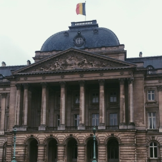 Palace in Brussels