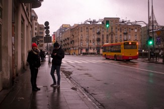 Warsaw was cool otherwise.