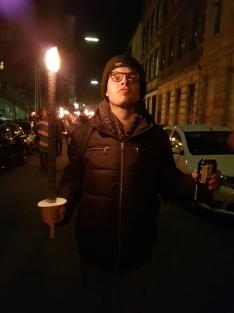 My massive candle